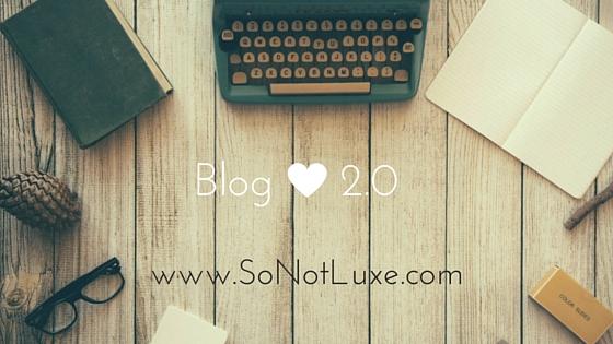 Blog 2.0 Improving myself and my writing