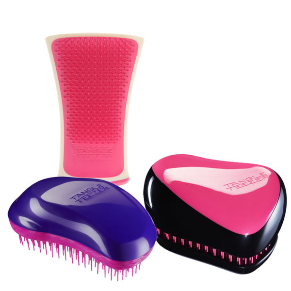 Tangle Teezer hair brush set